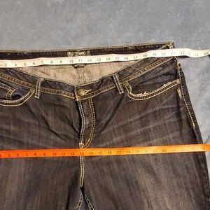 Silver Natsuki Bootcut Jean's